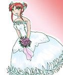 アララ・クラン:ウエディングドレスデザイン